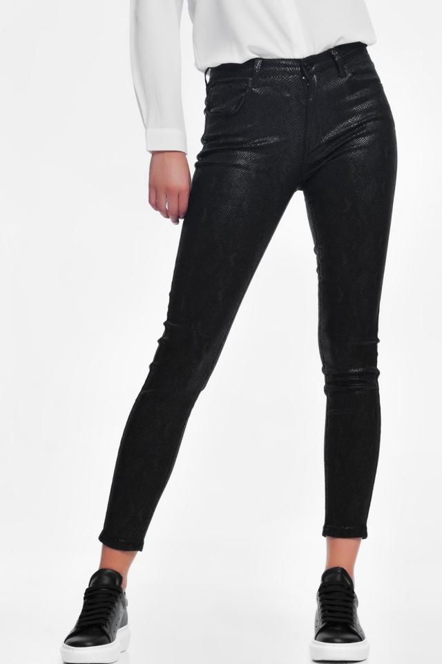 black snake pants